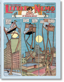 Winsor McCay. The Complete Little Nemo 1905–1909 -