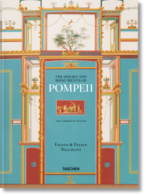 Fausto & Felice Niccolini. Houses and monuments of Pompeii -