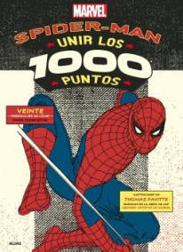 Spiderman. Unir los 1000 puntos -