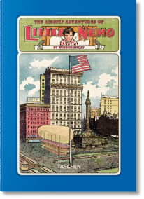The Airship Adventures of Little Nemo -
