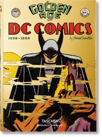 The Golden Age of DC Comics -